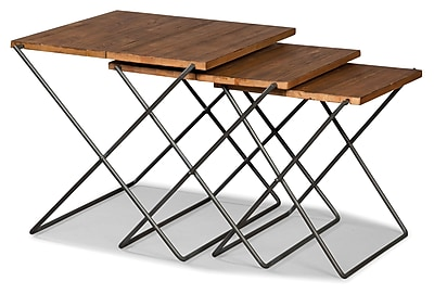 Fairfield Chair 3 Piece Nesting Tables