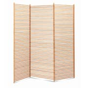 Greenington 82.75'' x 72'' 3 Panel Room Divider