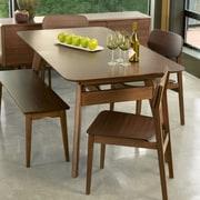 Greenington Currant Dining Table; Black Walnut
