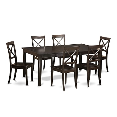 East West Henley 7 Piece Dining Set