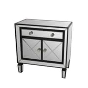 Privilege 1 Drawer 2 Door Mirror Stand