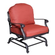 California Outdoor Designs Roma Deep Seating Chair w/ Cushion