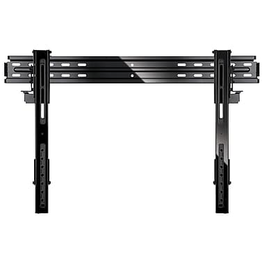 Bell'O Low Profile Flat Screen TV Wall Mount for TVs up to 70 Inch, Black (7760B)