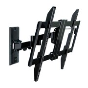 Bell'O Articulating Full Motion TV Wall Mount for TVs up to 55 Inch Extension (7845B)