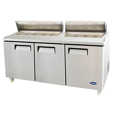 Atosa 72'' Refrigerated Sandwich Prep Table