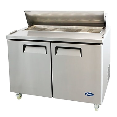 Atosa 48'' Refrigerated MegaTop Sandwich Prep Table