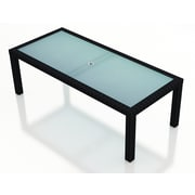 Harmonia Living Urbana Dining Table; 78.75'' L x 39.25'' W x 29.5'' H