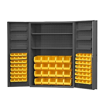 Durham Manufacturing Heavy Duty Welded 14 Gauge Steel Cabinet