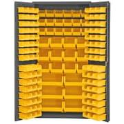 Durham Manufacturing 14 Gauge Welded Steel Heavy Duty Flush Door Style Storage Cabinet