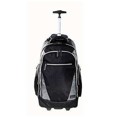 "ECO STYLE Sports Voyage Rolling Backpack for 17.3"" Laptop"