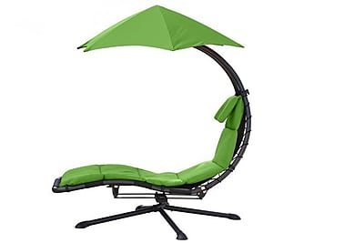 Vivere Hammocks The Original Dream 360  Chair Hammock; Green Apple