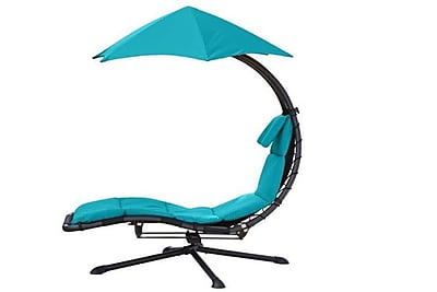 Vivere Hammocks The Original Dream 360  Chair Hammock; True Turquoise