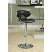 Wildon Home   Adjustable Height Swivel Bar Stool (Set of 2)