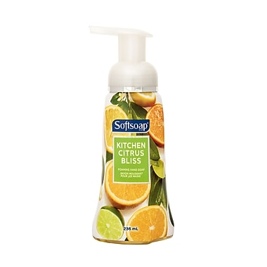 Softsoap Collection Foaming Hand Soap, Kitchen Citrus Bliss, (CP320964)