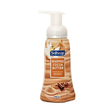 Softsoap Collection Foaming Hand Soap, Whipped Cocoa Butter, (CP320963)