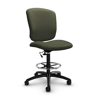 GlobalMD – Chaise fonctionnelle pour dessinateur Supra-X (5339-6 MT22), tissu assorti mousse, vert