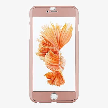 FACE by Phantom Glass Case for iPhone 6/6s Plus, Rose Gold
