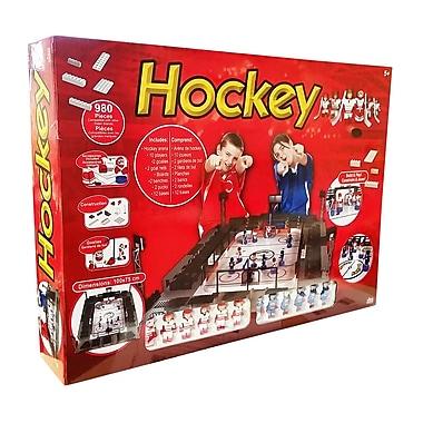HELLENIC IDEAS Hockey Arena, 980 Pieces,(MEGA9011)