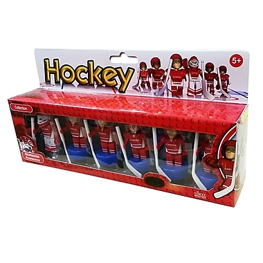 HELLENIC IDEAS Canada Hockey Mini Figures, (MEGA9014)