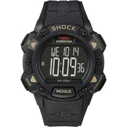 Timex® (T49896GP) Expedition® Shock-Resistant Chrono Alarm Timer Watch