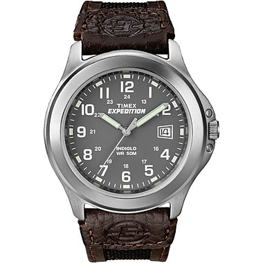 Timex® (T40091) Expedition® Scout Metal Watch