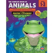 Livre numérique : American Education Publishing 0769685560-EB The Complete Book of Animals, 1re - 3e année