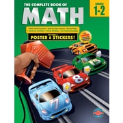 Livre numérique : American Education Publishing 0769685609-EB The Complete Book of Math, 1re - 2e année
