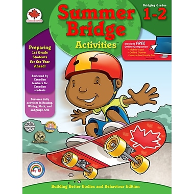eBook: Summer Bridge Activities 104509-EB Summer Bridge Activities®, Grade 1 - 2