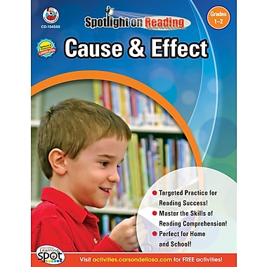 eBook: Frank Schaffer 104550-EB Cause & Effect, Grade 1 - 2
