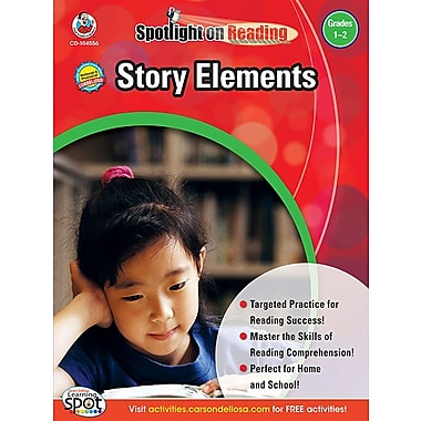 eBook: Frank Schaffer 104556-EB Story Elements, Grade 1 - 2