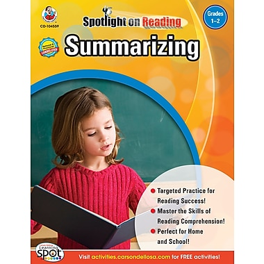 eBook: Frank Schaffer 104559-EB Summarizing