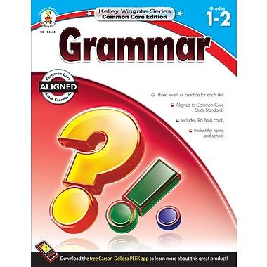 eBook: Carson-Dellosa 104633-EB Grammar, Grade 1 - 2