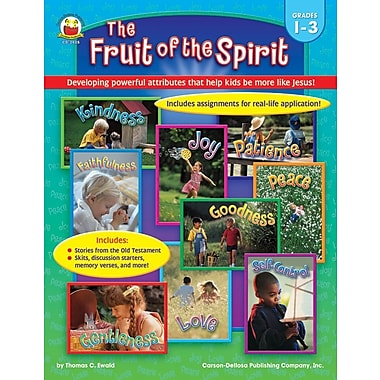 eBook: Christian 2035-EB The Fruit of the Spirit, Grade 1 - 3