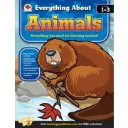 Livre numérique : Carson-Dellosa� --  Animals 704290-EB, 1re à 3e année