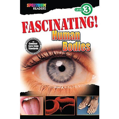 eBook: Spectrum 704337-EB Fascinating! Human Bodies, Grade 1 - 2