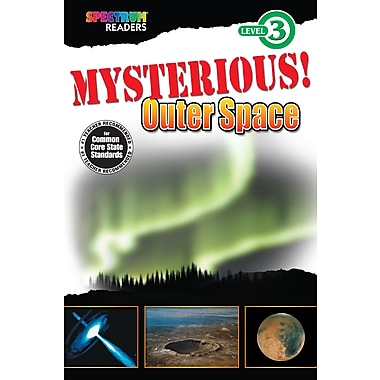 eBook: Spectrum 704338-EB Mysterious! Outer Space, Grade 1 - 2