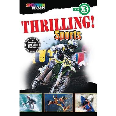 eBook: Spectrum 704341-EB Thrilling! Sports, Grade 1 - 2