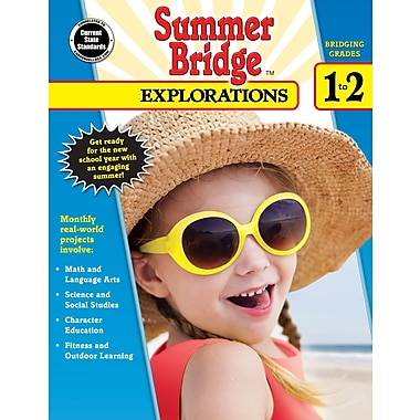 Livre numérique : Summer Bridge Activities 704650-EB Summer Bridge Explorations, 1re à 2e année