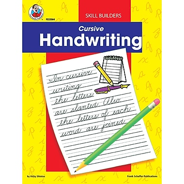 eBook: Frank Schaffer 0867349204-EB Cursive, Grade 2 - 4
