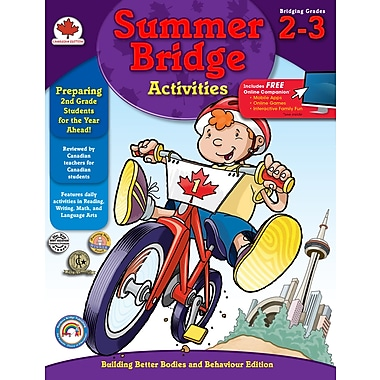 eBook: Summer Bridge Activities 104510-EB Summer Bridge Activities®, Grade 2 - 3