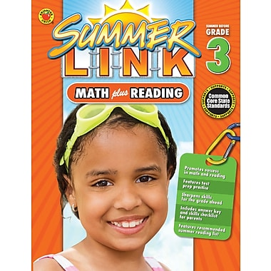 eBook: Brighter Child 704522-EB Math Plus Reading, Grade 2 - 3
