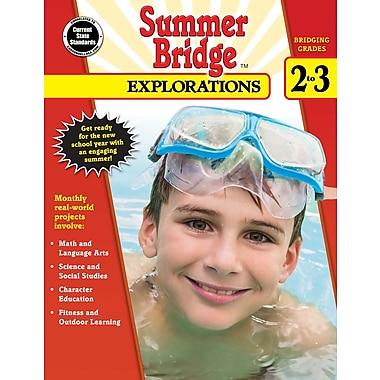 eBook: Summer Bridge Activities 704651-EB Summer Bridge Explorations, Grade 2 - 3