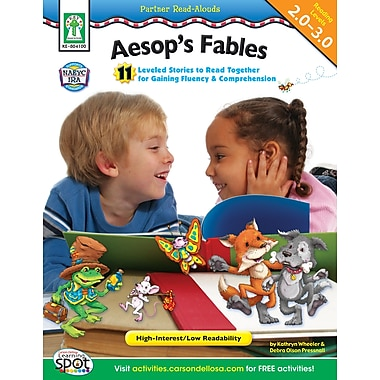 eBook: Key Education 804100-EB Aesop's Fables, Grade 2 - 5
