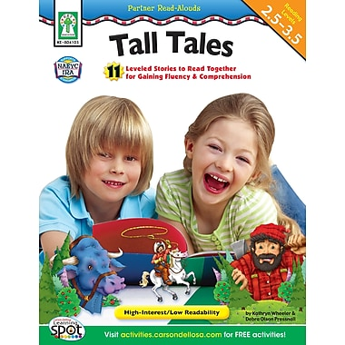 eBook: Key Education 804103-EB Tall Tales, Grade 2 - 5
