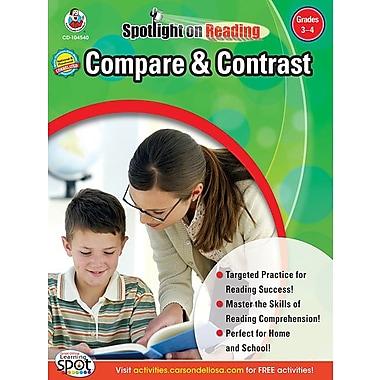 eBook: Frank Schaffer 104540-EB Compare & Contrast, Grade 3 - 4