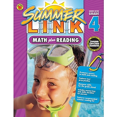 eBook: Brighter Child 704523-EB Math Plus Reading, Grade 3 - 4