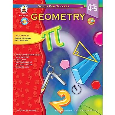 Livre numérique : Carson-Dellosa� -- Geometry 104244-EB, 4e et 5e année