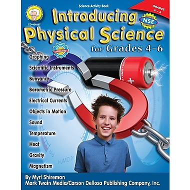 eBook: Mark Twain 404097-EB Introducing Physical Science, Grade 4 - 6
