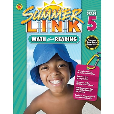 eBook: Brighter Child 704524-EB Math Plus Reading, Grade 4 - 5