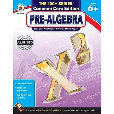 Livre numérique : Carson-Dellosa� -- Pre-Algebra 704384-EB, 6e à 8e année